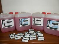 Nemrznoucí kapalina do chladičů (CS ANTIFREEZE G 12 -78°C) 5l